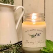 Cozy Home Candle